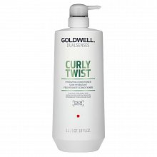 Goldwell Dualsenses Curly Twist Hydrating Conditioner Conditioner für lockiges und krauses Haar 1000 ml