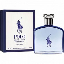 Ralph Lauren Polo Ultra Blue Eau de Toilette für Herren 125 ml